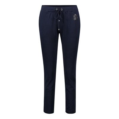 Pantalons de jogging à application BETTY BARCLAY