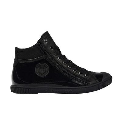 Hohe Ledersneakers Bono Hohe Ledersneakers Bono PATAUGAS