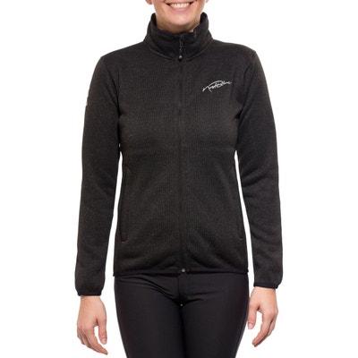 Smooth Tecnopolar Sweater - Veste Femme - noir NORD BLANC