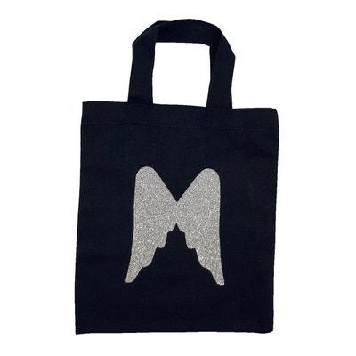 Petit sac tote bag en tissus ailes d'ange Petit sac tote bag en tissus ailes d'ange LILIPOUCE