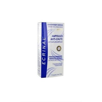 Ampoules Anti-Chute Cheveux à l'ANP 2+ Ampoules Anti-Chute Cheveux à l'ANP 2+ ECRINAL