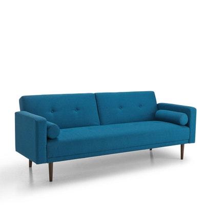 Canape convertible bleu canard | La Redoute