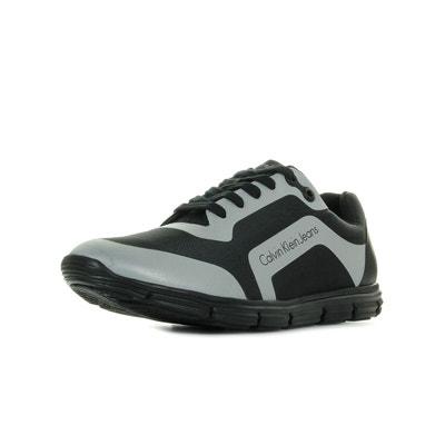 Jacques Mesh/Hf, Sneakers Basses Homme, Noir (Blk), 44 EUCalvin Klein Jeans
