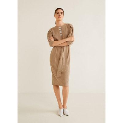 Robe de chambre en laine en solde   La Redoute 0998de0b2c23