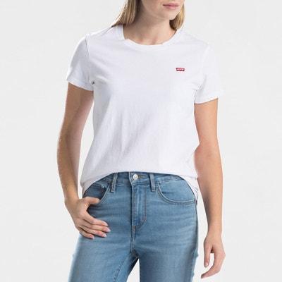 T Shirt Levis Blanc En Solde La Redoute