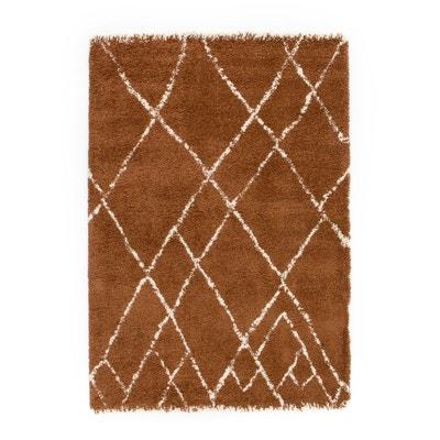 tapis style berbre rabisco tapis style berbre rabisco la redoute interieurs - Tapis Orange