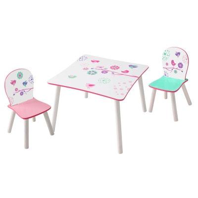 Ensemble Table Et Chaise Salle A Manger La Redoute