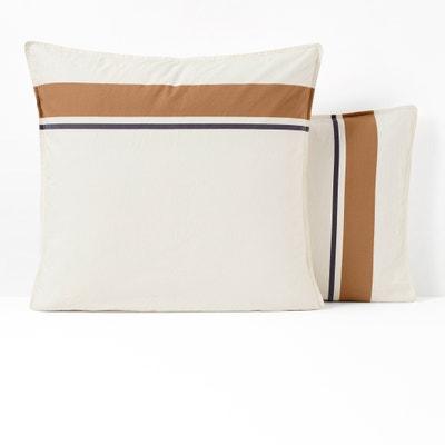 Funda de almohada de algodón lavado WINTER Funda de almohada de algodón lavado WINTER La Redoute Interieurs