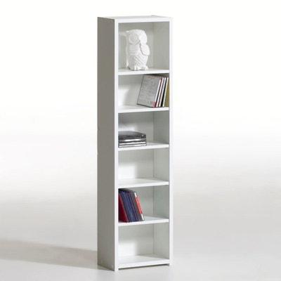 Étagère range CD/DVD, hauteur 1 mètre, Everett La Redoute Interieurs