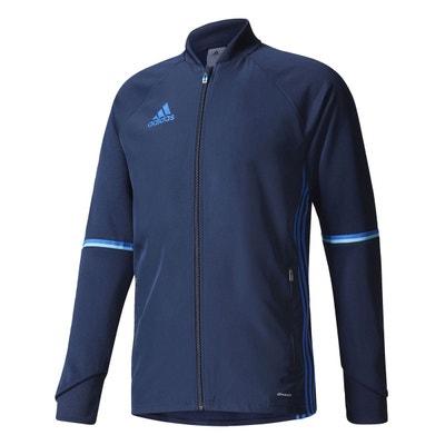 Redoute Et Solde Adidas Bleu La En Veste Noir xvw0ETqT7