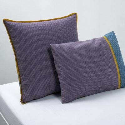 Lhassa Printed Single Pillowcase Lhassa Printed Single Pillowcase La Redoute Interieurs