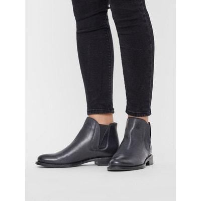 Solde Femme La Boots Bleu Redoute En x6ttfFw