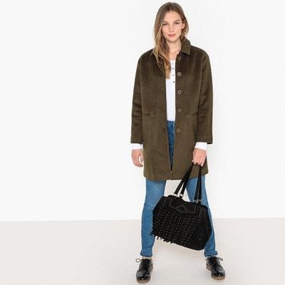 Cappotto media lunghezza con tasche Cappotto media lunghezza con tasche La Redoute Collections
