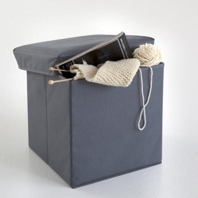 Caja puf para organización, plegable, Meeting Caja puf para organización, plegable, Meeting La Redoute Interieurs