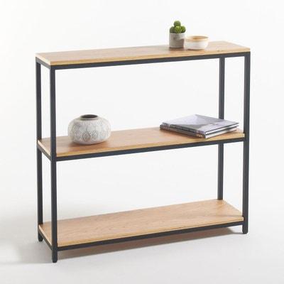 Etagère basse métal et bois, Talist La Redoute Interieurs