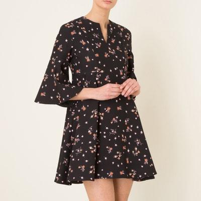 Kleid, bedruckt Kleid, bedruckt CARVEN