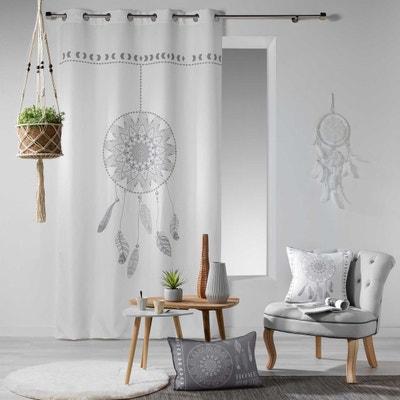 voilages vitrages en solde la redoute. Black Bedroom Furniture Sets. Home Design Ideas