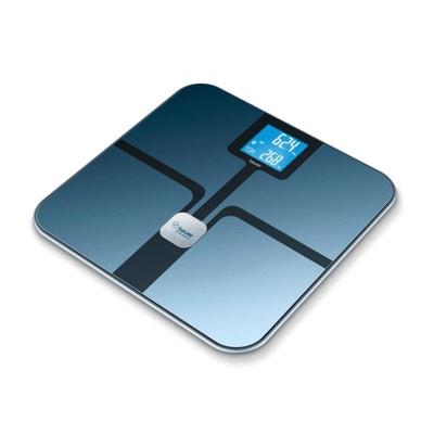 Pèse personne impédancemètre connecté BF800 Pèse personne impédancemètre connecté BF800 BEURER