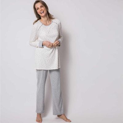 Pijama de 2 peças, mangas compridas Pijama de 2 peças, mangas compridas THERMOLACTYL BY DAMART