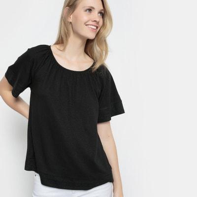 Camiseta bordada Camiseta bordada La Redoute Collections