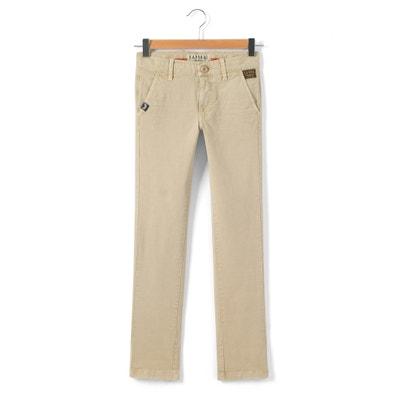 Straight Trousers, 10-16 Years Straight Trousers, 10-16 Years KAPORAL 5