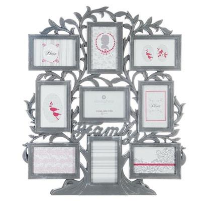 pele mele gris la redoute. Black Bedroom Furniture Sets. Home Design Ideas