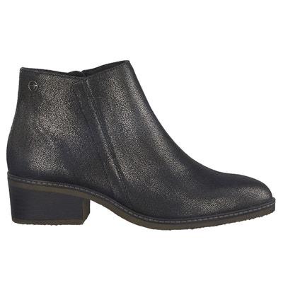 Boots cuir Kathryn Boots cuir Kathryn TAMARIS