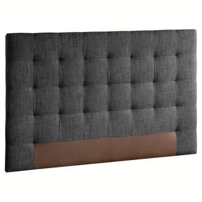 Cabecero de cama de capitoné Selve, Al. 100 cm Cabecero de cama de capitoné Selve, Al. 100 cm AM.PM.