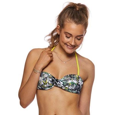 Boro Jungleline Bandeau Bikini Top Boro Jungleline Bandeau Bikini Top BANANA MOON
