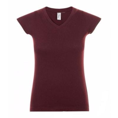 T-shirt à manches courtes T-shirt à manches courtes SOLS 2abd0e418640