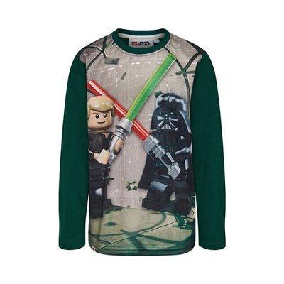 LEGO® WEAR T-shirt à manches longues Star Wars Dark Vador et Luke Skywalker top... LEGO® WEAR T-shirt à manches longues Star Wars Dark Vador et Luke Skywalker top... LEGO WEAR