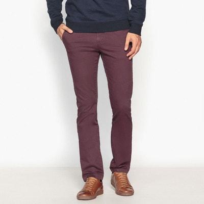Pantalon chino ALEXIS coupe slim La Redoute Collections