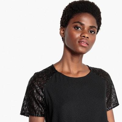 Embellished Sleeve Blouse Embellished Sleeve Blouse MADEMOISELLE R