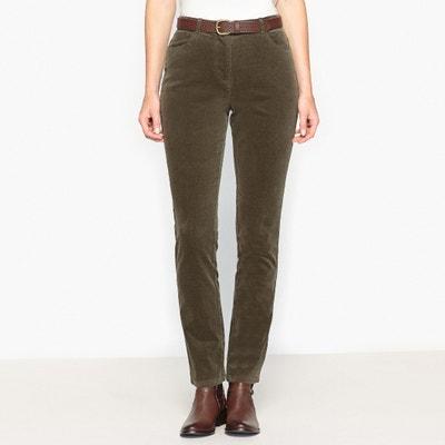 Stretch Needlecord Trousers ANNE WEYBURN