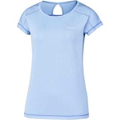 Shopping en ligne Femme Bleu Adidas Supernova LS T shirt de