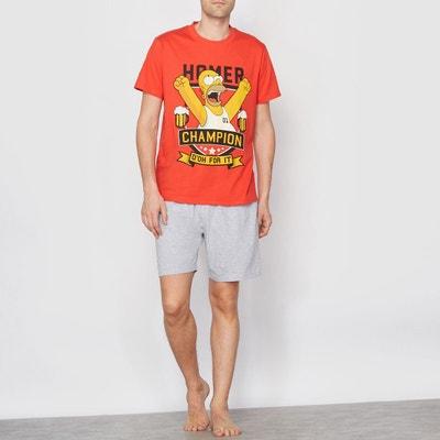 Pyjashort SIMPSONS