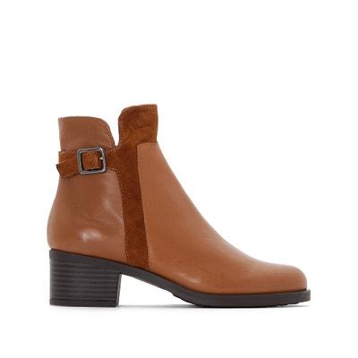 Boots pelle Ethiopie JONAK