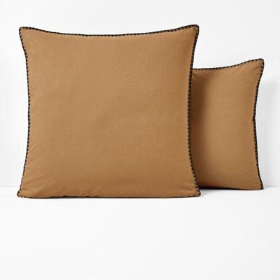 Funda de almohada bordada MERIDA La Redoute Interieurs