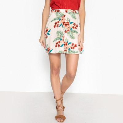 Cassandre Printed Short Skirt GARANCE PARIS