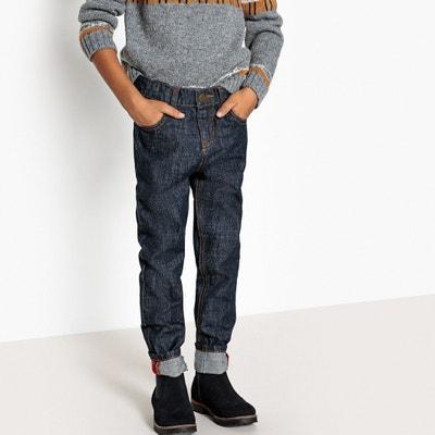 Boyfit-Jeans, 3-12 Jahre Boyfit-Jeans, 3-12 Jahre La Redoute Collections