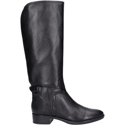 Chaussures confort femme Geox en solde   La Redoute 721a72da01c5