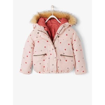 Manteau, blouson fille - Vêtements enfant 3-16 ans en solde   La Redoute 66e4636561e7