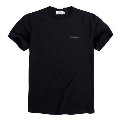 T-shirt scollo rotondo maniche corte PEPE JEANS