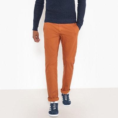 Pantalon chino ALEXIS coupe slim Pantalon chino ALEXIS coupe slim La Redoute Collections