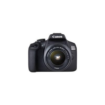 Appareil photo Reflex CANON EOS 2000D+EF-S 18-55 IS II+Etui+SD16Go Appareil photo Reflex CANON EOS 2000D+EF-S 18-55 IS II+Etui+SD16Go CANON