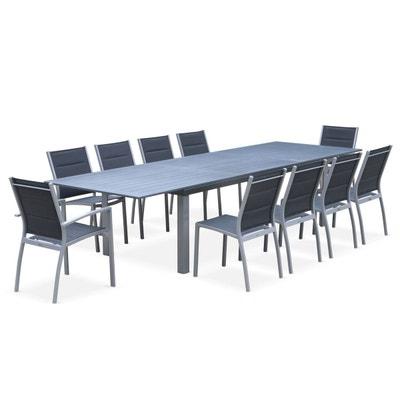 Table De Jardin Extensible En Solde La Redoute