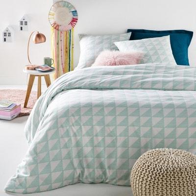 Set aus Bettbezug und Kissen