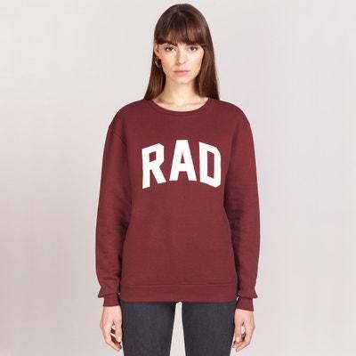Felpa con logo RAD