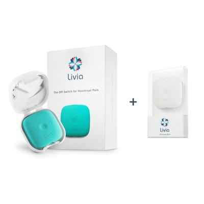Gerät gegen Regelschmerzen - Starter Kit Gerät gegen Regelschmerzen - Starter Kit LIVIA