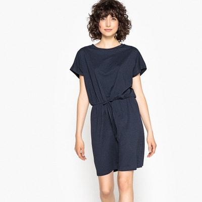 Elasticated Waist Cotton Mix Dress VERO MODA